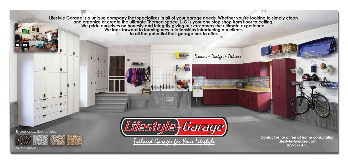 Lifestyle-Garage brochure
