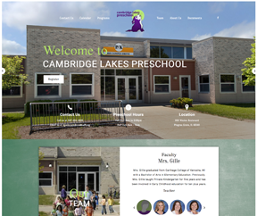 Cambridge Lakes Preschool