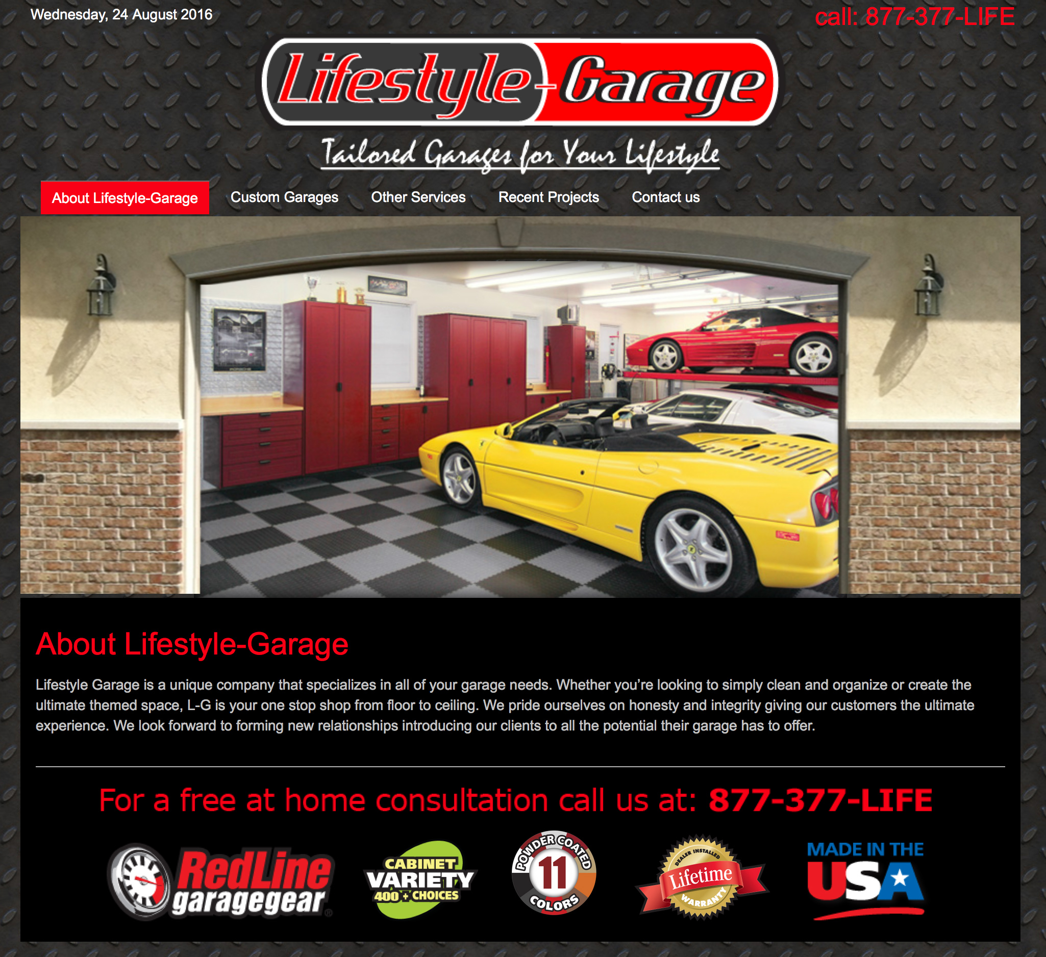 Lifestyle-Garage.com